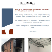 The Bridge: Brand New Industrial Park