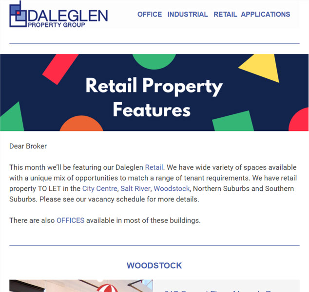 Exploring Retail Property